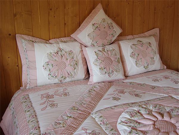 patchwork quilt tagesdecke decke steppdecke plaid 2tlg. Black Bedroom Furniture Sets. Home Design Ideas